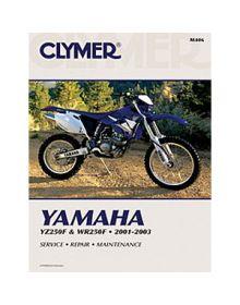 Clymer Repair Manual M-406 Yamaha 01-03 - YZ250F 01-03