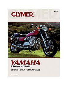 Clymer Repair Manual M-411 Yamaha 78-81 - M411