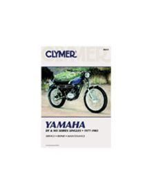 Clymer Repair Manual M-412 Yamaha 77-83 - M412