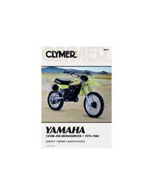 Clymer Repair Manual M-413 Yamaha 76-84 - M413