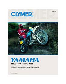 Clymer Repair Manual M-414 Yamaha 76-86 - M414