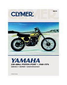 Clymer Repair Manual M-415 Yamaha 68-76 - M415