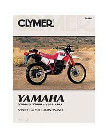 Clymer Repair Manual M-416 Yamaha 83-89