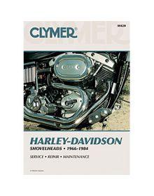 Clymer Repair Manual M-420 H-D 66-84 - M420