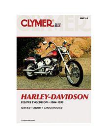 Clymer Repair Manual M-421-3 Harley-Davidson