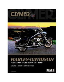 Clymer Repair Manual M-422-3 Harley Davidson - M422