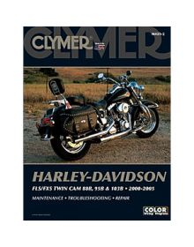 Clymer Repair Manual M-423 HD 00-03 - FLS/FXS Soft Tail 00-03