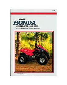 Clymer Repair Manual M-433 Honda Fourtrax