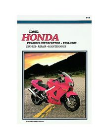 Clymer Repair Manual M-438 Honda VFR800