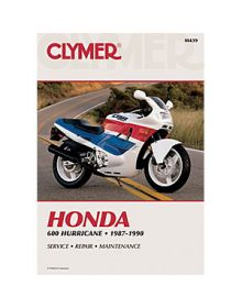 Clymer Repair Manual M-439 Honda 87-90 - M439