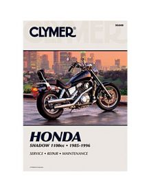 Clymer Repair Manual M-440 Honda 85-96