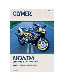Clymer Repair Manual M-441-2 Honda 91-98