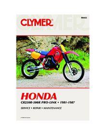 Clymer Repair Manual M-443 Honda 81-87 - M443