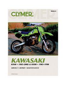 Clymer Repair Manual M-444-2 Kawasaki KX60/8 - M444