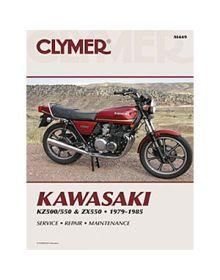 Clymer Repair Manual M-449 Kawasaki 79-85 - M449