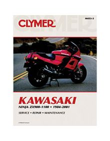 Clymer Repair Manual M-453-3 Kawasaki 84-01 - M453