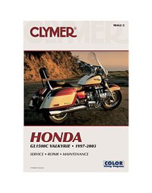 Clymer Repair Manual M-462-2 Honda GL1500 - Valkyrie