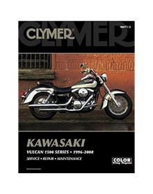 Clymer Repair Manual M-471-2 Kawasaki 96-04