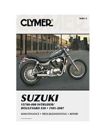 Clymer Repair Manual M-481-4 Suzuki VS7/8