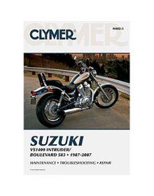 Clymer Repair Manual M-482-2 Suzuki VS1400