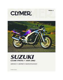 Clymer Repair Manual M-484-3 Suzuki GS500