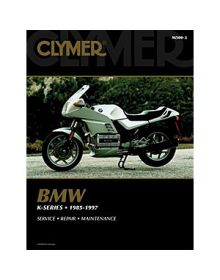 Clymer Repair Manual M-500-3 BMW - M500