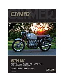 Clymer Repair Manual M-502-3 BMW 70-96 - M502