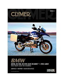 Clymer Repair Manual M-503-2 BMW