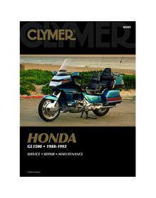 Clymer Repair Manual M-505 Honda GL1500 - Wing