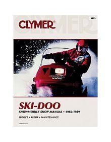 Clymer Repair Manual S-829 Skidoo 85-89 - S829