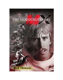 Video Moto Files: Bob Hannah Dvd