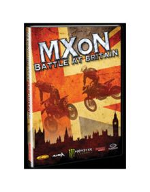 Video MXoN Battle Of The Brits DVD