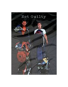 Video Not Guilty Dvd