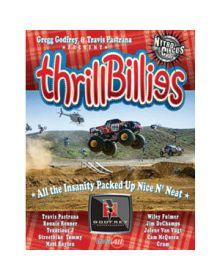 Video Thrillbillies DVD - Travis & the Nitro Circus