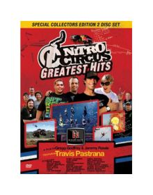 Video Nitro Circus 8 Greatest Hits DVD