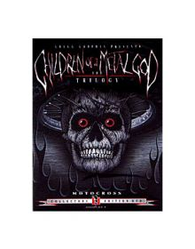 Video Metal Gods Trilogy Dvd - Videos 1-2-3