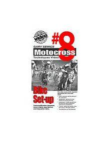 Video Gary Semics MX#8 Bike Setup DVD