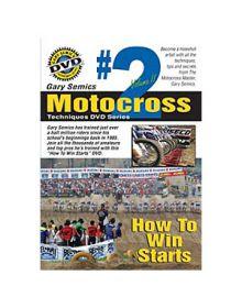 Video Gary Semics MX#2 Volume 2 Dvd - How To Win Starts