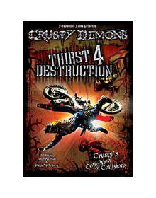 Video Crusty Demons Thirsty 4 Destruction DVD