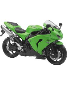 New Ray Toys KawasakiI ZX10R Bike Replica Green