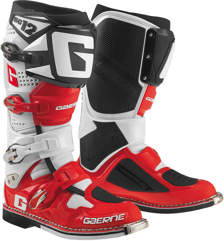 "Gaerne Socks 5/"" White"