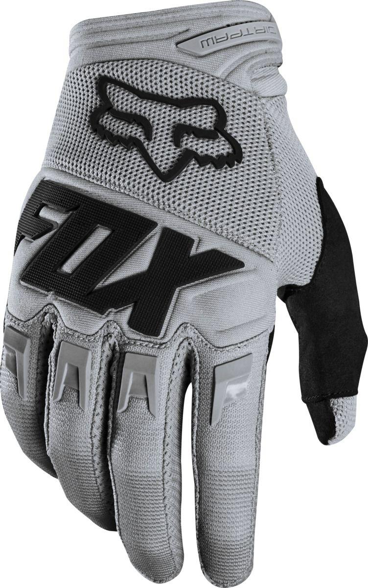 2020 Fox Racing Dirtpaw BNKZ Gloves-Grey-XL