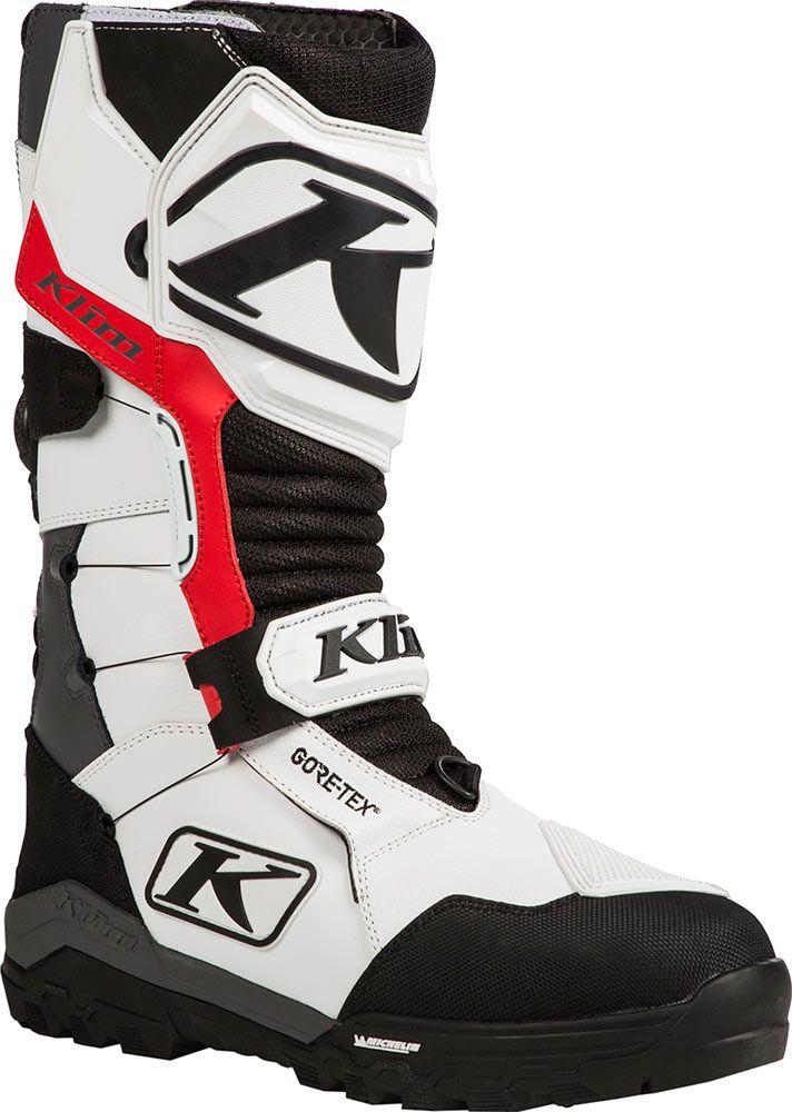 KLIM Havoc GTX BOA Boot 7 White