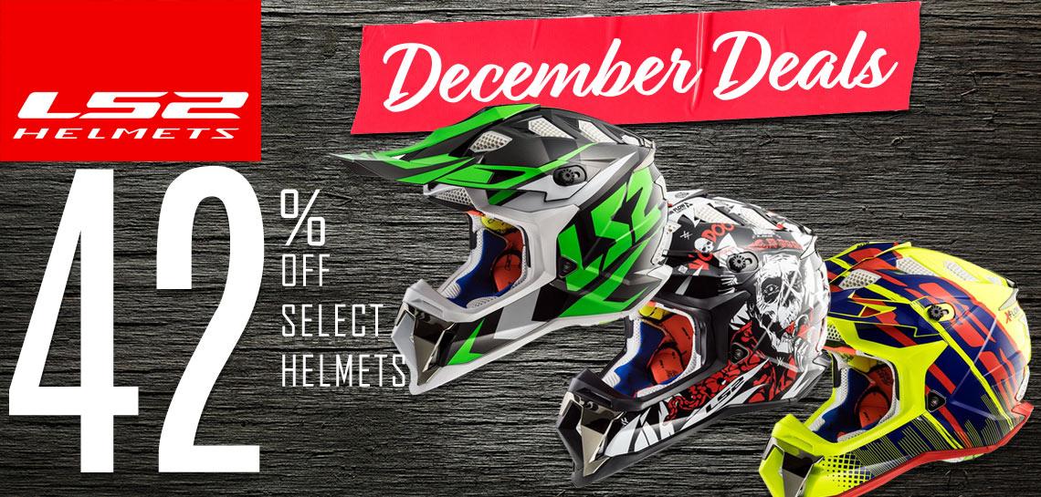 LS2 December Deals