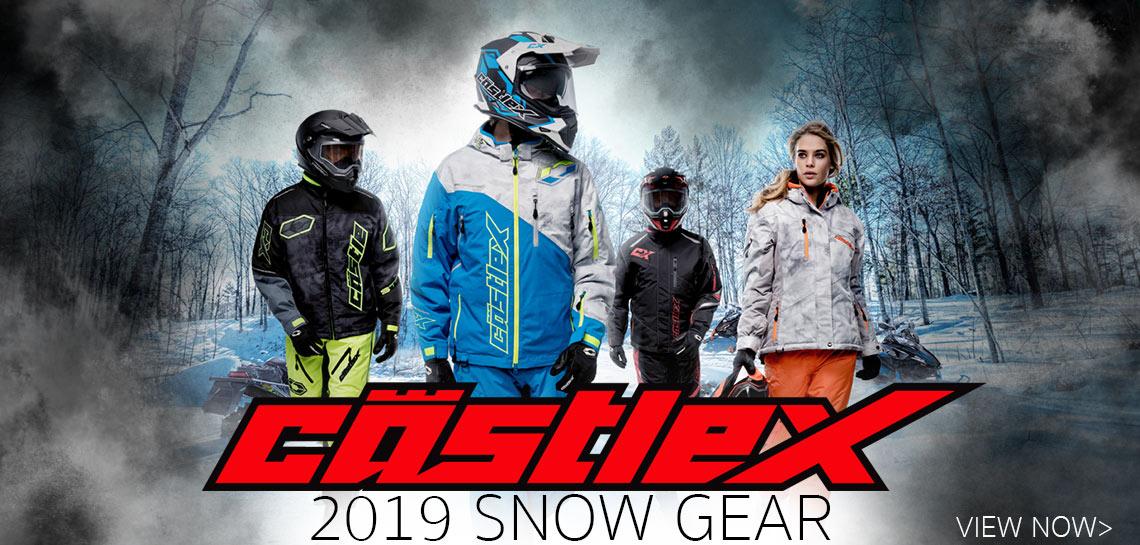 2019 Castle X Snow Gear