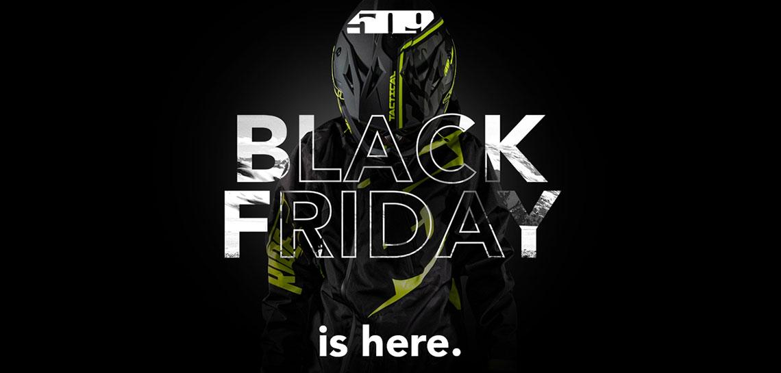 509 Black Friday