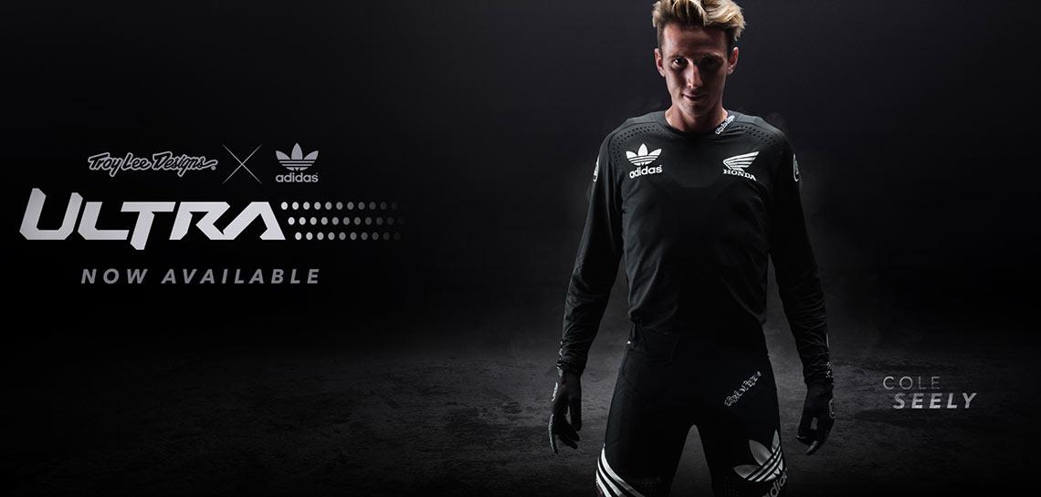 Troy Lee Adidas