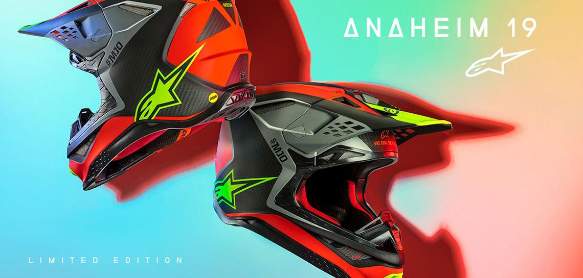 Alpinestars Anaheim A1 S-M10