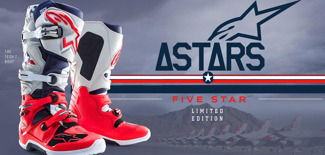 Tech 7 Fivestar