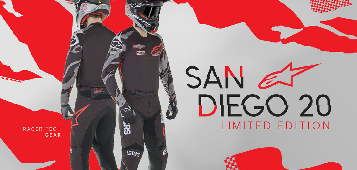 Alpinestars San Diego 2020